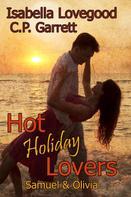 C.P. Garrett: Hot Holiday Lovers ★★★★