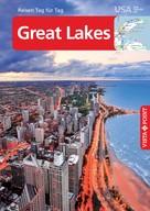 Peter Tautfest: Great Lakes – VISTA POINT Reiseführer Reisen Tag für Tag ★★★★