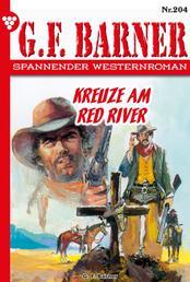 G.F. Barner 204 – Western - Kreuz am Red River