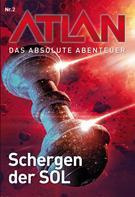 Peter Griese: Atlan - Das absolute Abenteuer 2: Schergen der SOL ★★★★