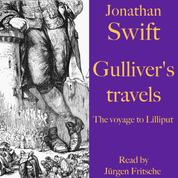 Jonathan Swift: Gulliver's travels - The voyage to Lilliput