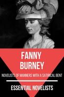 Fanny Burney: Essential Novelists - Fanny Burney