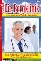Hans-Peter Lehnert: Die Bergklinik 8 – Arztroman ★★★★★