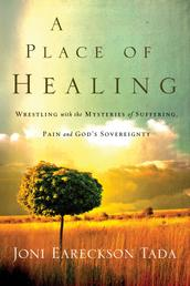 A Place of Healing - Wrestling with the Mysteries of Suffering, Pain, and God's Sovereignty