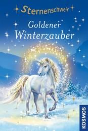 Sternenschweif, 51, Goldener Winterzauber - Jumboband
