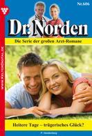 Patricia Vandenberg: Dr. Norden 606 – Arztroman ★★★★