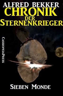 Chronik der Sternenkrieger 2 - Sieben Monde