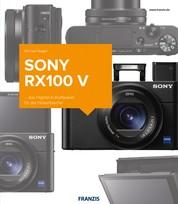Kamerabuch Sony RX100 V - Das Hightech-Kraftpaket für die Hosentasche!