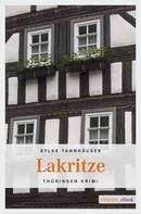 Sylke Tannhäuser: Lakritze ★★★★