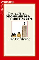 Ökonomie der Ungleichheit - Eine Einführung