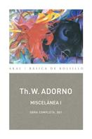 Theodor W. Adorno: Miscelánea I