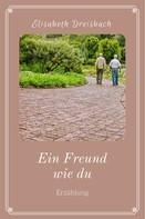 Elisabeth Dreisbach: Ein Freund wie du