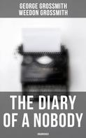 George Grossmith: The Diary of a Nobody (Unabridged)