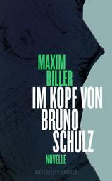 Im Kopf von Bruno Schulz - Eine Erzählung