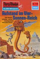Thomas Ziegler: Perry Rhodan 1130: Aufstand im Vier-Sonnen-Reich ★★★★