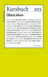 Kursbuch 203 - ÜberLeben