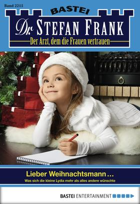 Dr. Stefan Frank - Folge 2215