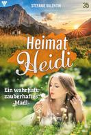 Stefanie Valentin: Heimat-Heidi 35 – Heimatroman