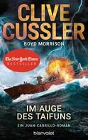 Clive Cussler: Im Auge des Taifuns ★★★★