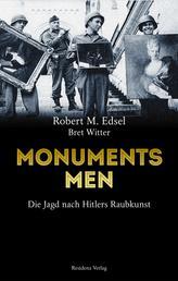 Monuments Men - Auf der Jagd nach Hitlers Raubkunst