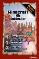 Stéphane Pilet: Minecraft für Entdecker ★★★★