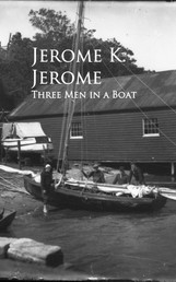 Three Men in a Boat - Bestsellers and famous Books
