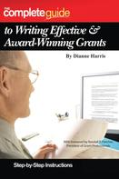 Dianne Harris: The Complete Guide to Writing Effective & Award-Winning Grants