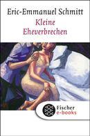 Eric-Emmanuel Schmitt: Kleine Eheverbrechen ★★★★★