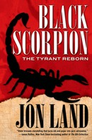 Jon Land: Black Scorpion ★★★★