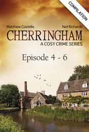 Cherringham - Episode 4 - 6 - A Cosy Crime Series Compilation