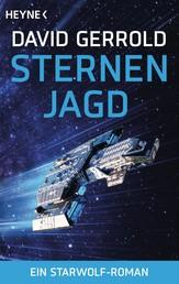 Sternenjagd - Ein Starwolf-Roman