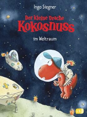 Der kleine Drache Kokosnuss im Weltraum