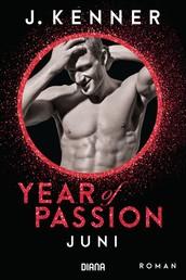 Year of Passion. Juni - Roman