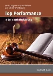 Top Performance in der Geschäftsführung