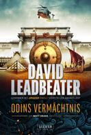 David Leadbeater: ODINS VERMÄCHTNIS (ein Matt Drake Abenteuer) ★★★