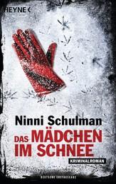 Das Mädchen im Schnee - Roman