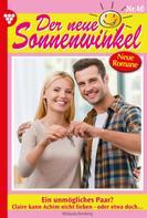 Michaela Dornberg: Der neue Sonnenwinkel 46 – Familienroman ★★★★