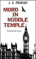 J. S. Fletcher: Mord in Middle Temple ★★★★★