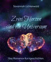 Zwei Herzen sind ein Universum - Gay Romance