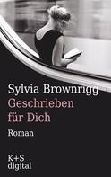 Sylvia Brownrigg: Geschrieben für dich ★★★★