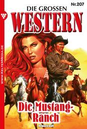 Die großen Western 207 - Die Mustang-Ranch