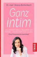 Verena Breitenbach: Ganz intim