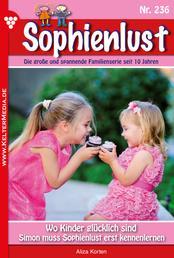 Sophienlust 236 – Familienroman - Wo Kinder glücklich sind