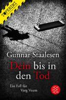 Gunnar Staalesen: Dein bis in den Tod ★★★★