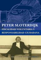 Peter Sloterdijk: Fiscalidad voluntaria y responsabilidad ciudadana