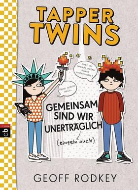 Tapper Twins - Gemeinsam sind wir unerträglich