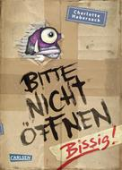 Charlotte Habersack: Bitte nicht öffnen 1: Bissig! ★★★★