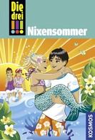 Mira Sol: Die drei !!!, 43, Nixensommer (drei Ausrufezeichen) ★★★★★