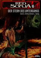 David C. Smith: RED SONJA, BAND 6: Der Stern des Untergangs