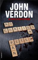 John Verdon: No confíes en Peter Pan